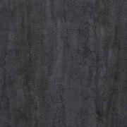 CERAFLOOR SOLID ROCK 05.10 EU | large 6 mm thin tile 100 x 100 cm | floor tile | stone look, anthracite, black